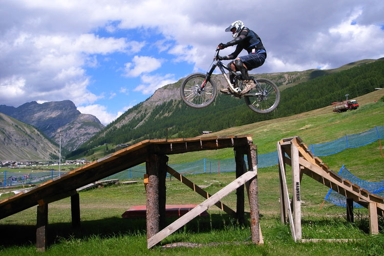 Bike school Livigno